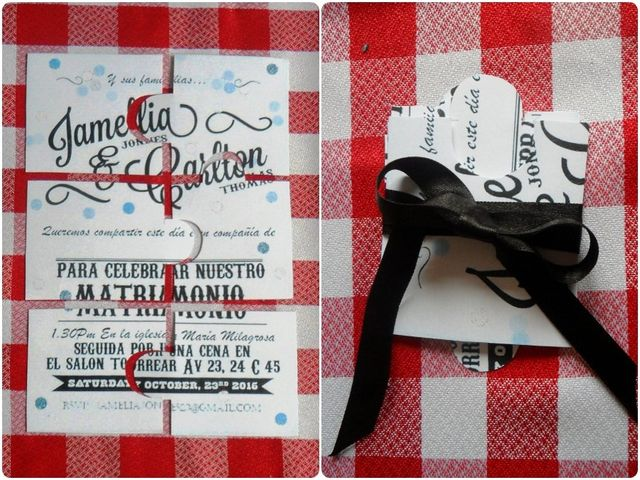 DIY puzzle wedding invitations, step by step!