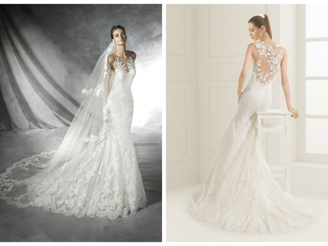 Bridal Trends for 2016 (Part I)
