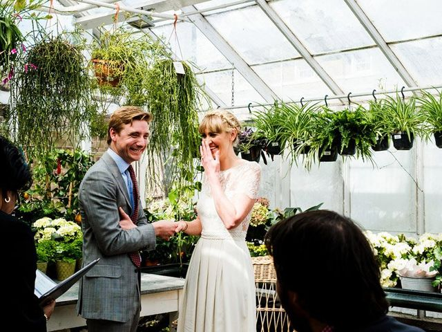 7 Amazing Conservatory Wedding Venues In and Around London