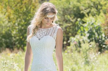 The ultimate bridal look guide for tall brides