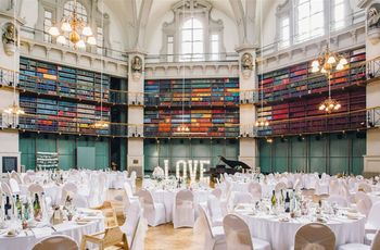 London Library Wedding Venues Bookworms Will Love