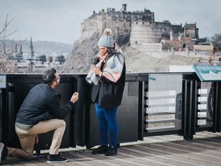 The Most Romantic Places to Propose in Edinburgh
