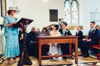 Your Essential Guide to Wedding Readings
