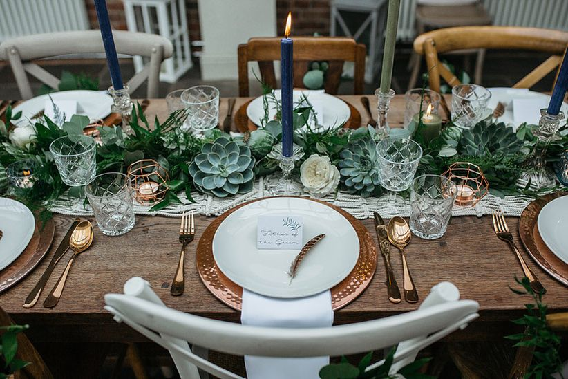 The Rustic Wedding Company