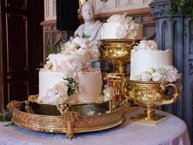 Steal Your Wedding Reception Menu from the Royal Wedding