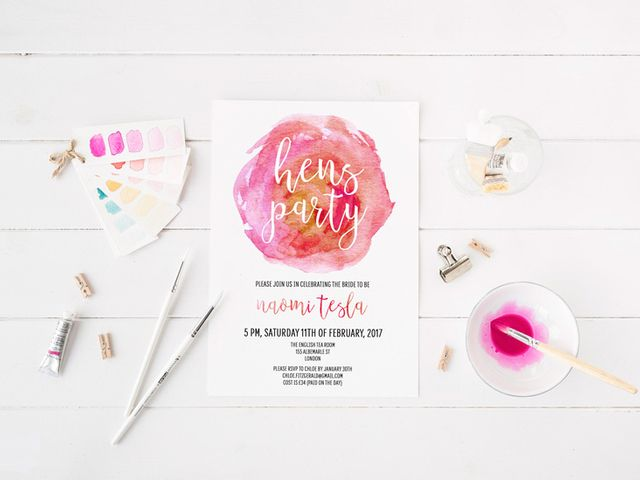 Everything You Need to Include on Your Hen Party Invites