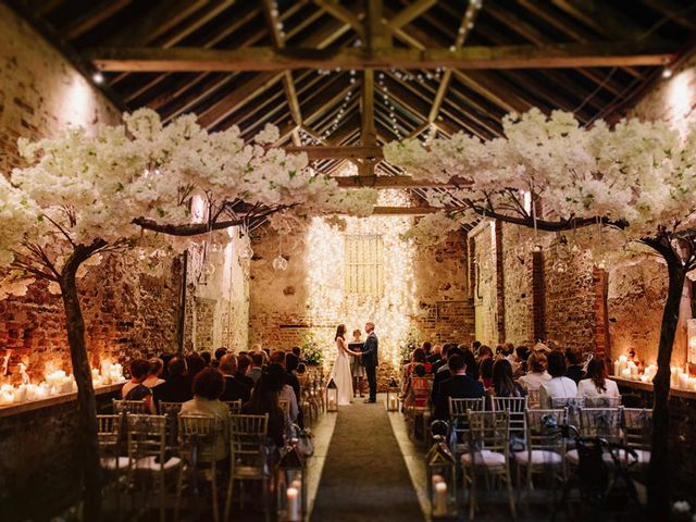 9 Drop Dead Gorgeous North Yorkshire Wedding Barns