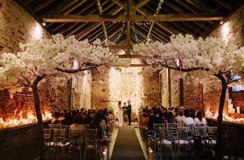 9 Drop Dead Gorgeous North Yorkshire Wedding Barns