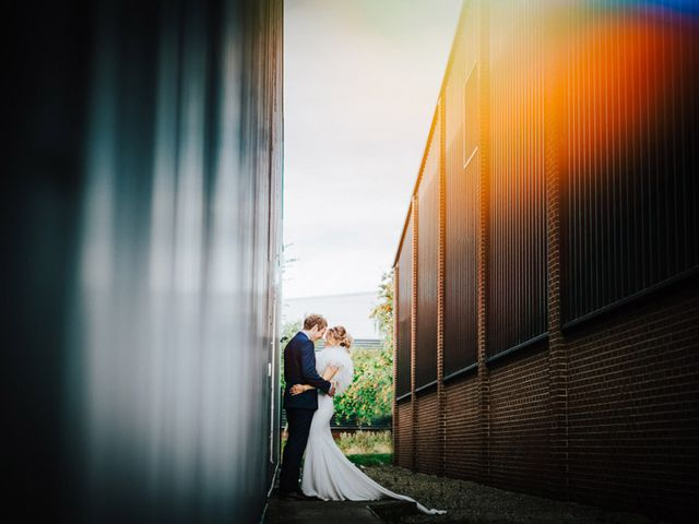 Stunning Industrial Chic Warehouse Wedding Venues in Leeds