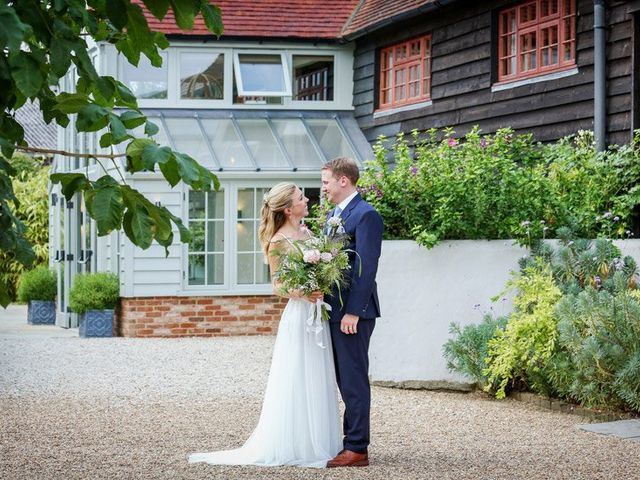 8 Drop Dead Gorgeous Barn Wedding Venues in Surrey
