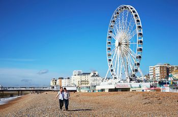 The Most Romantic Places to Propose in Brighton