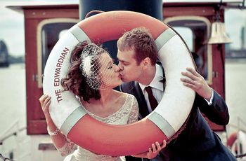 5 Awesome Boat Wedding Venues in London