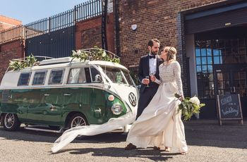 6 Stunning Industrial Chic Wedding Venues in Liverpool