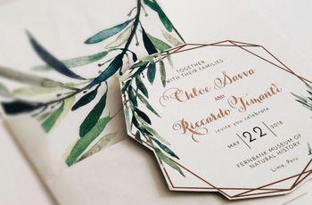 The 2019 Wedding Invitation Trends Report