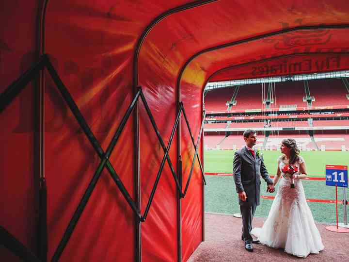 7 Epic Sporting Wedding Venues in London