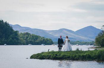 8 Drop Dead Gorgeous Loch Lomond Wedding Venues