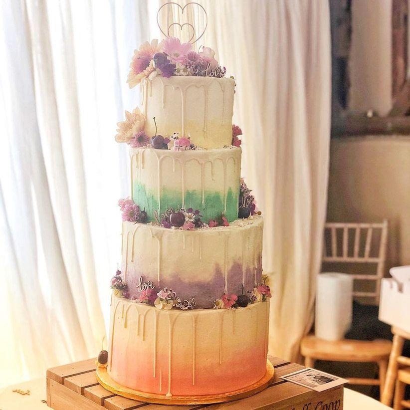 Vegan Wedding Food: Where To Get A Vegan Wedding Cake In London