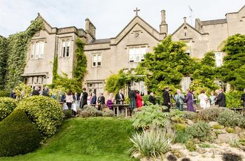 5 Gorgeous Garden Wedding Venues in Bath