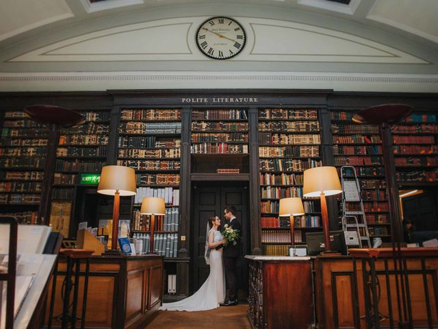 5 Library Wedding Venues in Manchester That Bookworms Will Love