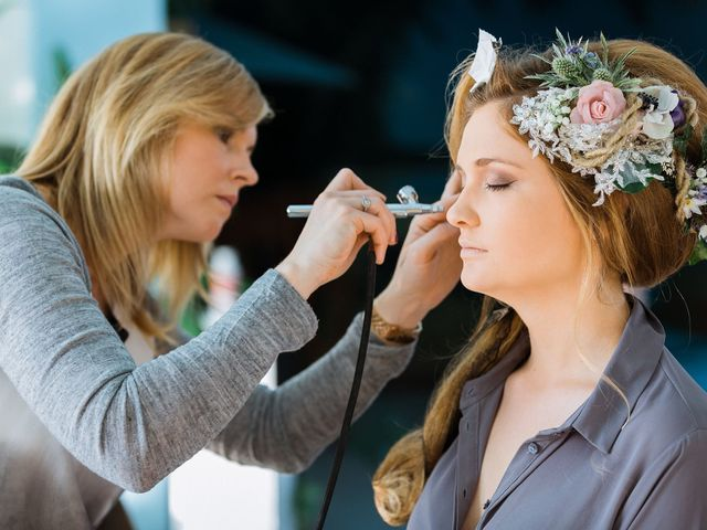 Discover the Benefits of Airbrush Makeup for Brides