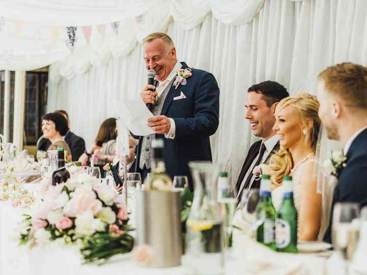 Wedding speeches: everything you need to know