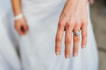 10 interesting tidbits about engagement rings