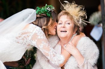 How to Show Your Mum Some Love on Your Wedding Day
