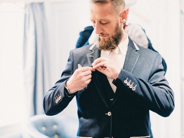 How to pick the right shirt for your wedding