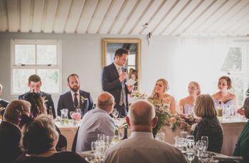 4 Steps to the Perfect Groom Speech