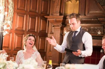Best Man Speech 101: How to Give the Perfect Toast