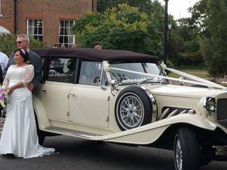 Aisle of Dreams Wedding Cars 1