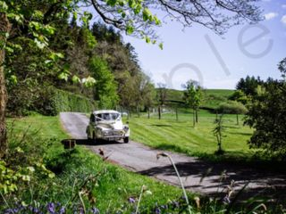 Kippford Classic Car Hire 3