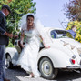 Rebecca Wood & Kippford Classic Car Hire's wedding 4