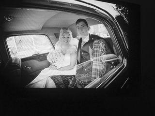 Lothian Classic Wedding Cars 2