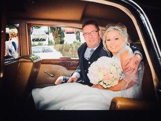 Lothian Classic Wedding Cars 4