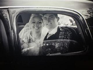 Lothian Classic Wedding Cars 5
