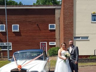 Windsor Wedding Car Hire Services 6