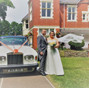 Tom Beech & Windsor Wedding Car Hire Services's wedding 6