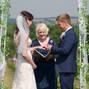 Tami Hall & Yvonne Beck - Celebrant's wedding 1