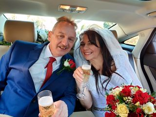 Leicester Wedding Cars 1