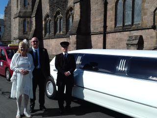 Scottish Borders Limousines 2