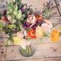Charlotte Winton & Tuckshop Flowers's wedding 6