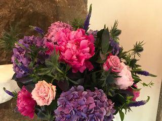 Cassia Salvona Floral Design 2