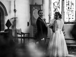 Lisa & Sam's wedding 3
