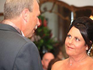 Carol & Steve's wedding