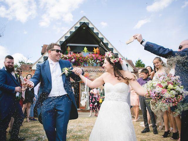 Charlie & Harry's wedding