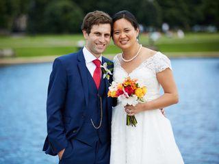 Jennifer & James's wedding