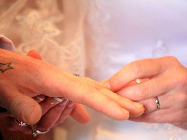 Ian and Vanessa's wedding in Ruthin, Denbighshire 5