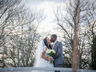Chantal & Sheriff's wedding