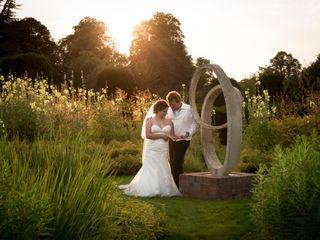Miranda & Alex's wedding